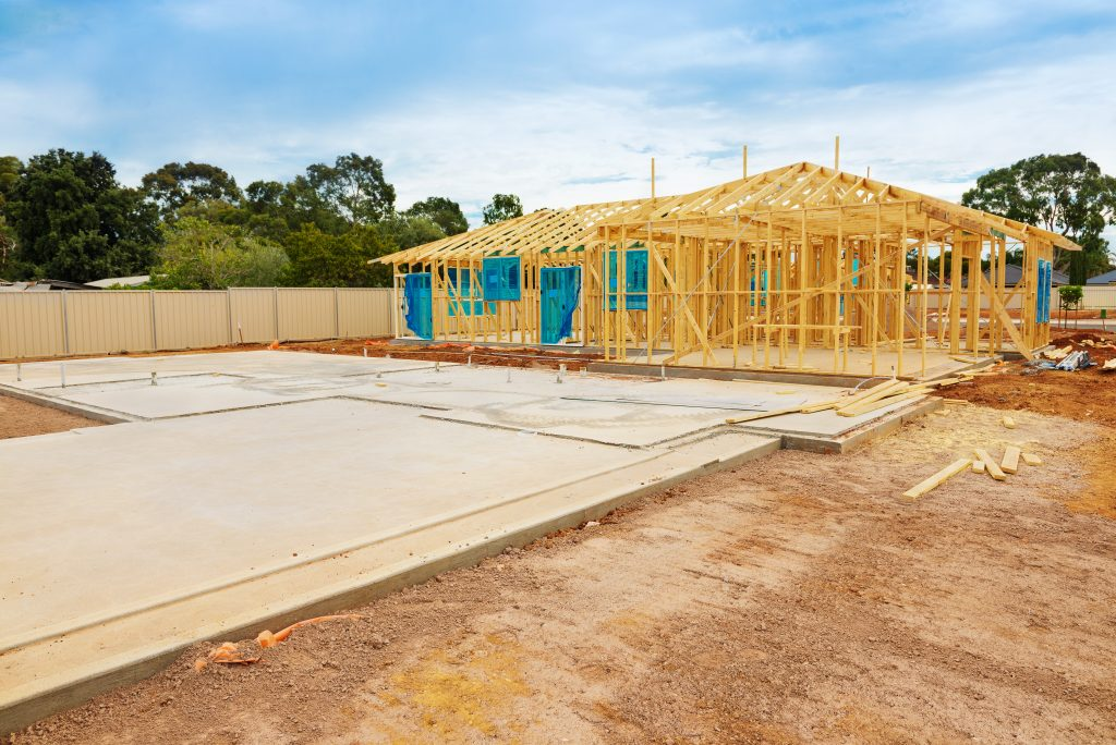 Kirkland Concrete Foundation